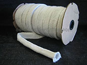 Ceramic Fiber Sleeving Woven with Inconel Insert Size: 1/8