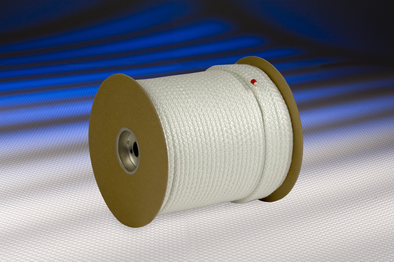knitted fiberglass rope